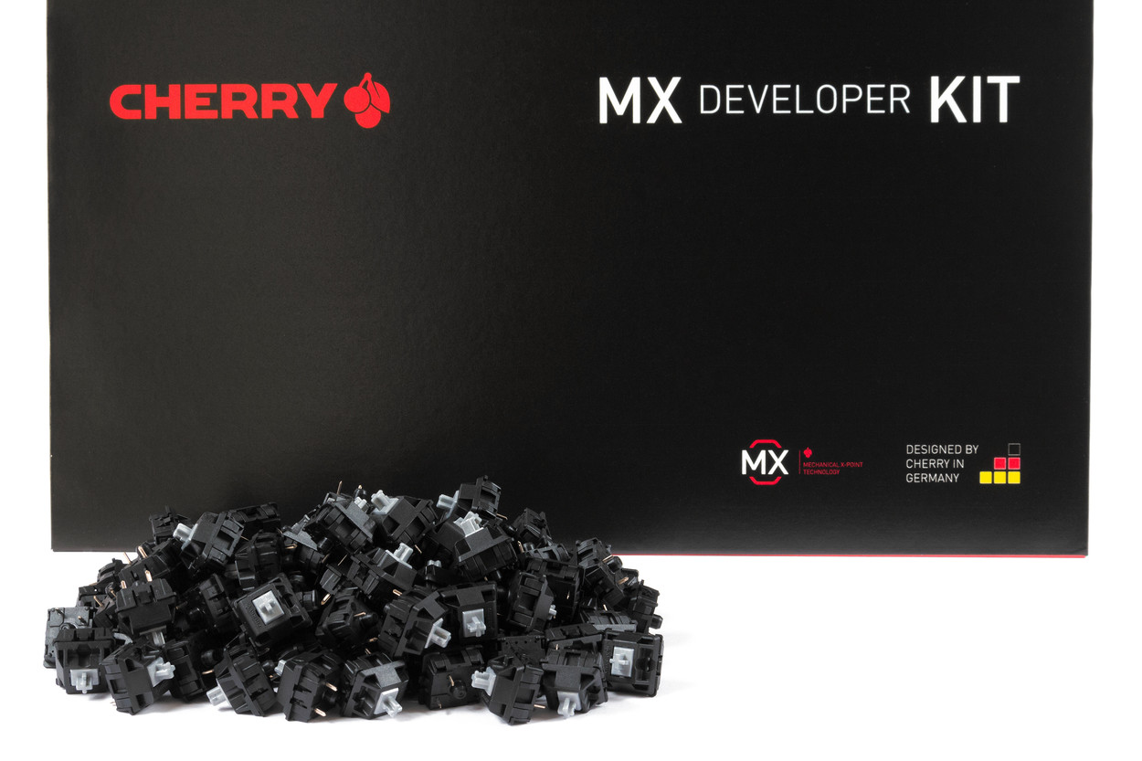 CHERRY MX Developer Kit: MX Speed Silver